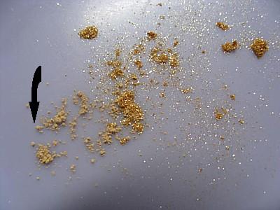 ゴールドスパークル7