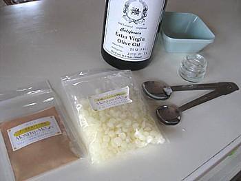 手作りクリームチーク