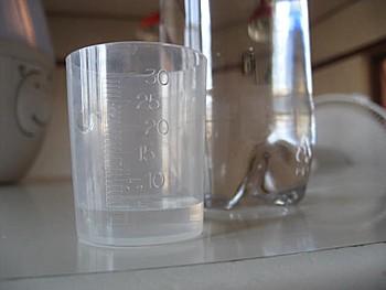 ミョウバン水25