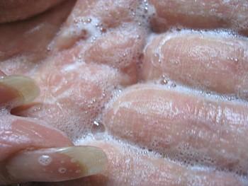 フルフリフリフラ洗顔ソープ12
