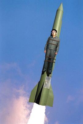 北朝鮮 金正日 テポドン