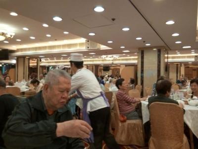 18日目 移動日、香港から上海へ