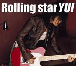 Rolling starジャケ写