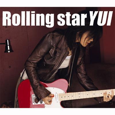 Rolling star ビッグジャケ写