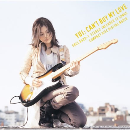 CANT BUY MY LOVE (初回限定盤)