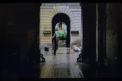 アンドレイ・タルコフスキーの「ノスタルジア(Nostalgia)」を観た。