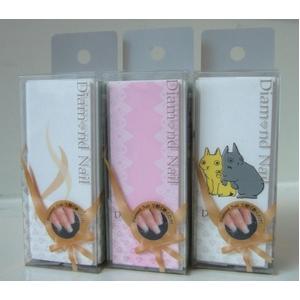 健康通販ブログ☆ダイヤモンドネイル 3個セット