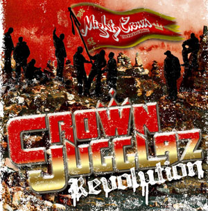 Crown Jugglaz Revolution