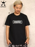 "KINGSIZE(キングサイズ) ""BOX LOGO TOUGH TEE"""