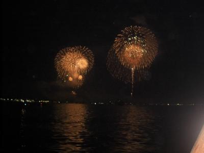 8 11 花火 日 月 広島