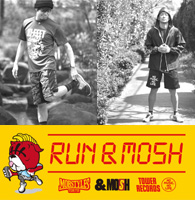 「走る+音楽」に着目したRUN&MOSH始動!