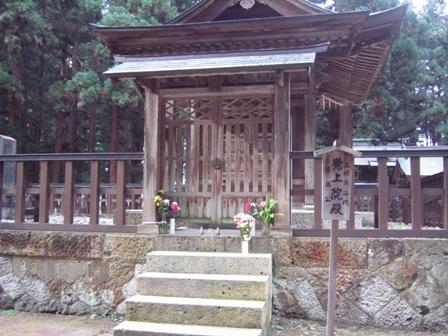 景勝公御廟