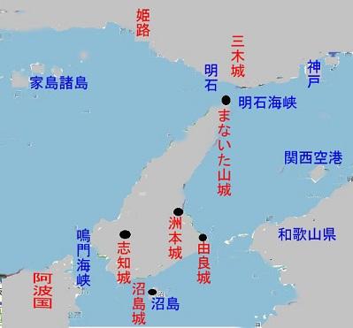 あわじ地図