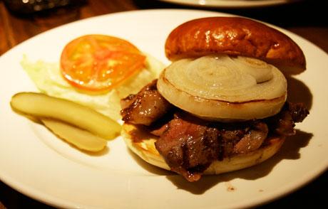 ステーキバーガー steakburger 吉祥寺