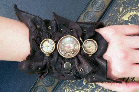 手づくり腕時計