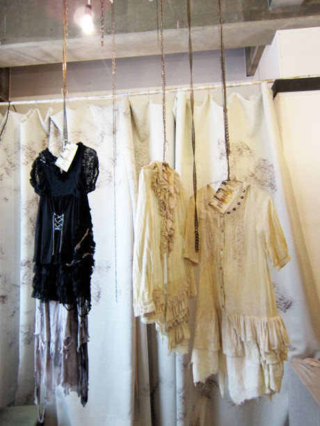 『Le style gothique trois』〜amnesiA & paramnesiA+Sabotage展示販売会〜