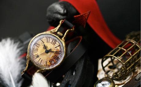 名古屋 LACHIC ラシック キャビネットアトリエ リミテッドショップ 手作り時計