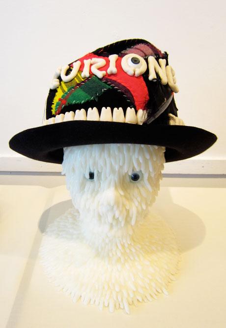 帽子 クリオネ