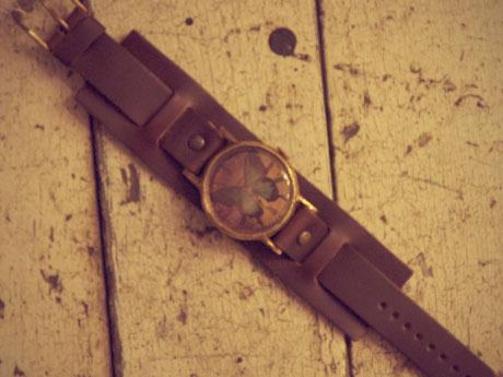 バックストラップ 腕時計