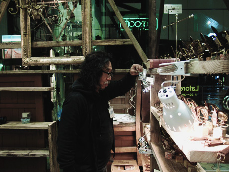 ラフォーレ原宿 A STORY TOKYO リミテッドショップ  Mantam