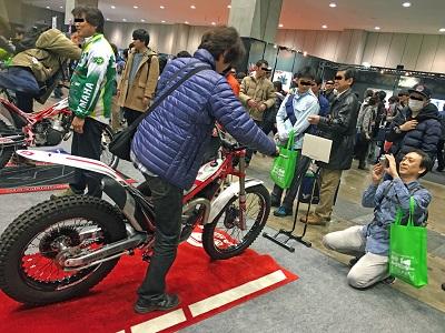 14_トライアル バイク