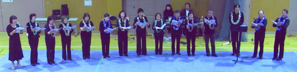 アソシエクリスマスコンサート2009