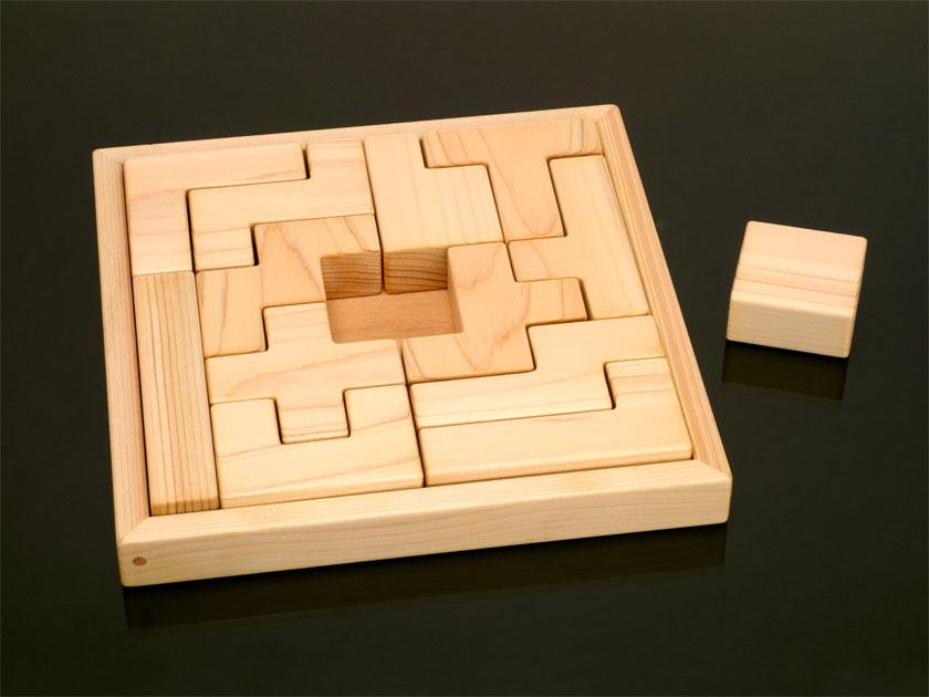 と箱詰ボックス8×8めしたペンタブロック