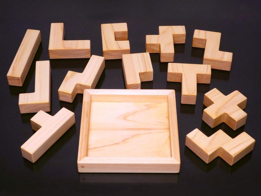 利用方法 ペンタブロック12種使用
