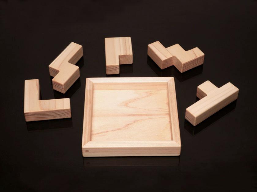 利用方法 箱詰めするペンタブロックを用意