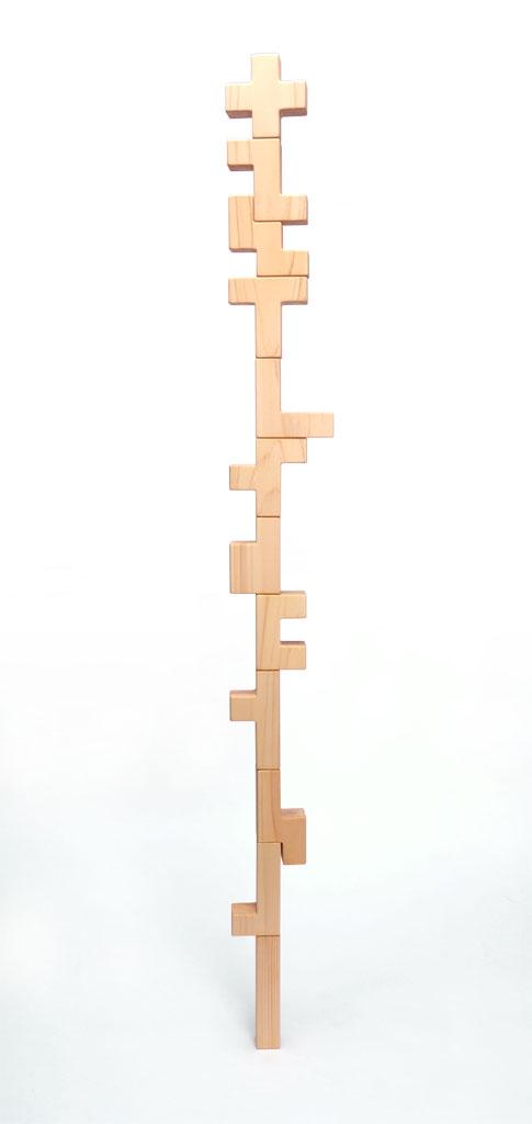 ペンタブロックタワー