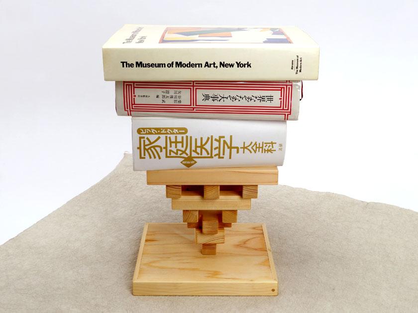ペンタブロックパズルの木箱の強度