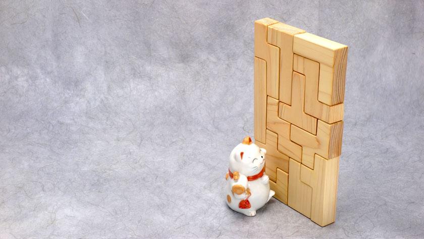 6×10 ペンタブロックドア