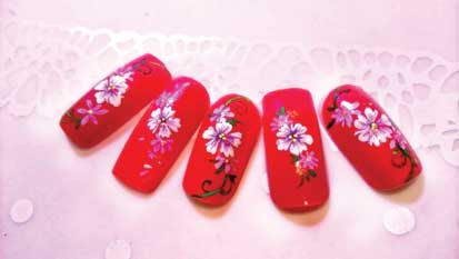 flower nail sample 01