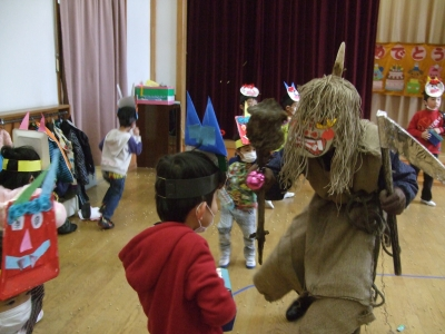 すべての講義 4歳児 勉強 : 沼宮内保育所では毎年恒例の ...