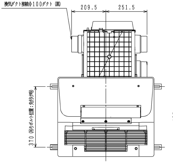 BBD−3306ACSK(FD−2814J3MU)図面