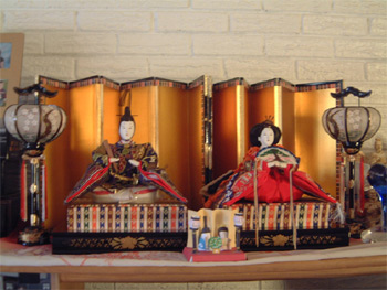 2008.2.11ひな人形