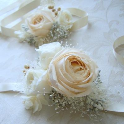 花嫁用リストレット