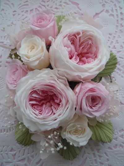 両親贈呈用のお花