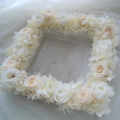お花のフレーム