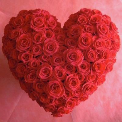 108本 バラ花束
