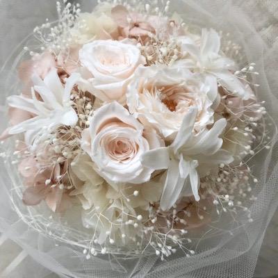 結婚祝い ミニブーケ