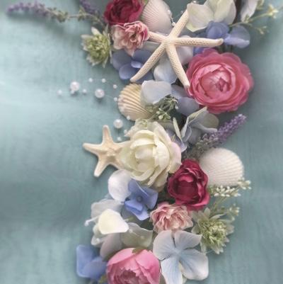 貝殻 花冠