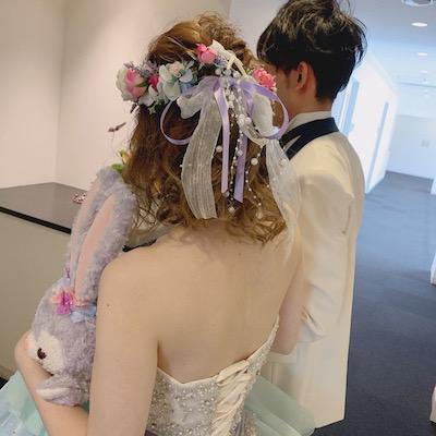 花冠 花嫁
