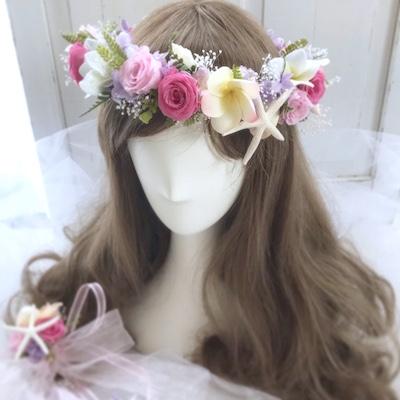 花冠 スターフィッシュ