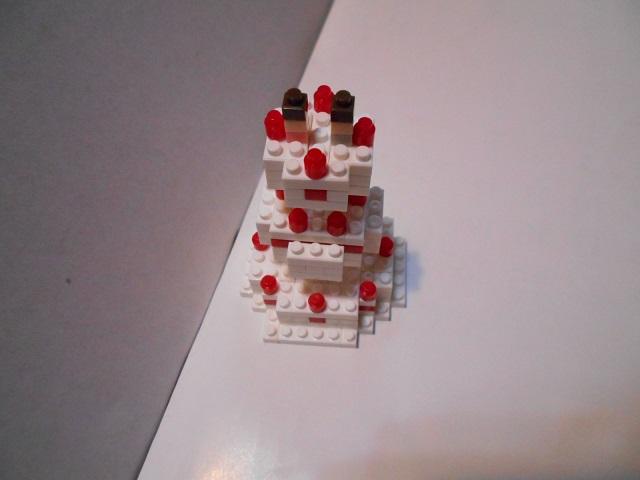 ブロックケーキ2
