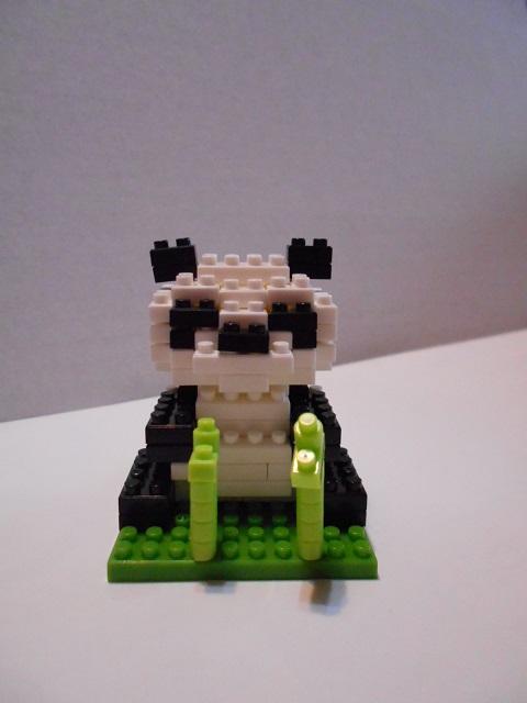 ブロックパンダ1