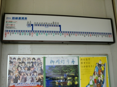 西鉄開駅5