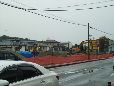 11月の雨3