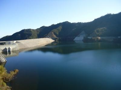 大分川ダム1