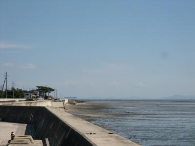 有明海の干潟3